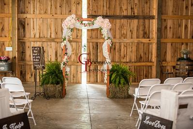 Shepard-Burchfield Wedding