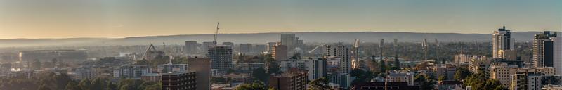 East Perth Panorama