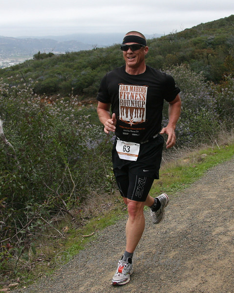 Darron Manley, 50 of  San Marcos, 1:01:48