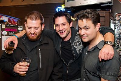 The Clique at Jerry's Bait Shop 09.29.12