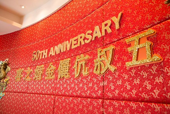 Cho 50th Wedding Anniversary