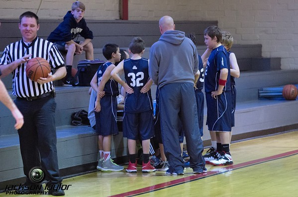 2014-15 Cherokee Youth Basketball