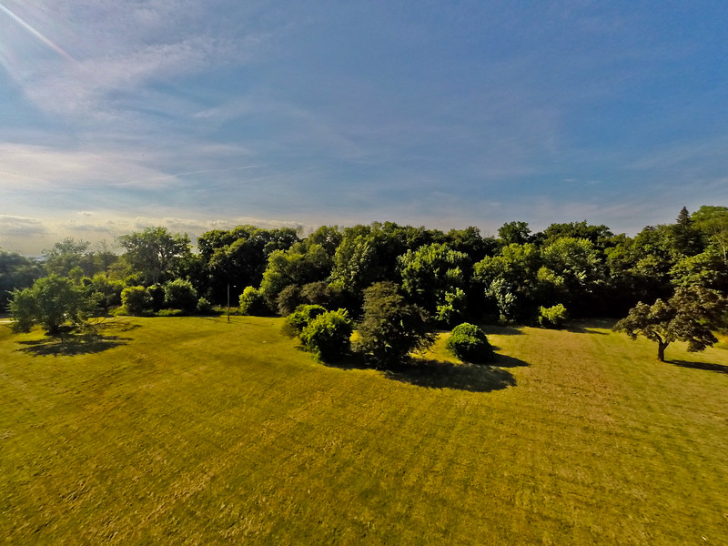 High-noon Summer at the Park 29 : Aerial Photography from Project Aerospace
