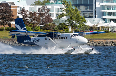 Float plane traffic - June 13, 2014