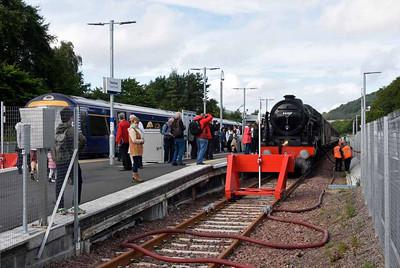 Borders Railway, 25 September 2016