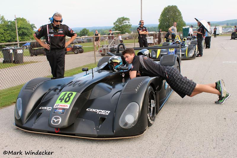 Lee Alexander, ONE Motorsports