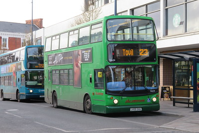 UK Bus March 2019