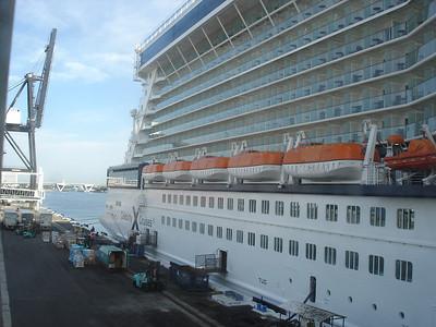 Day 5 - Disembarkation