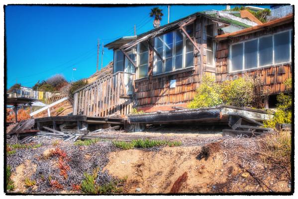 Crystal Cove Old Beach Houses