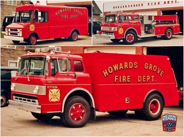 Howards Grove Fire Department