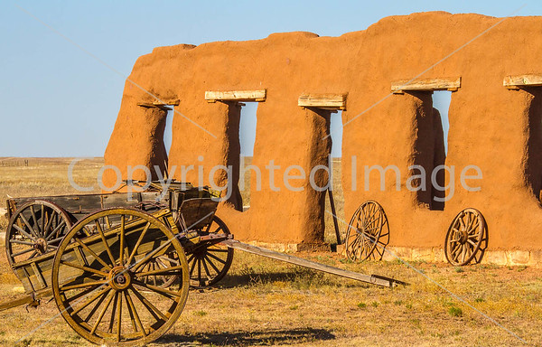 New Mexico - Fort Union National Monument