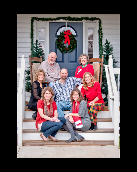 Bruner Family Christmas Pictures