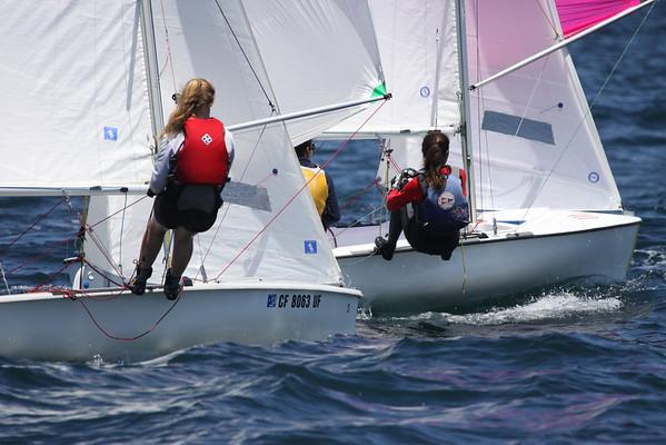 Regional US Sailing Junior Olympic Regatta