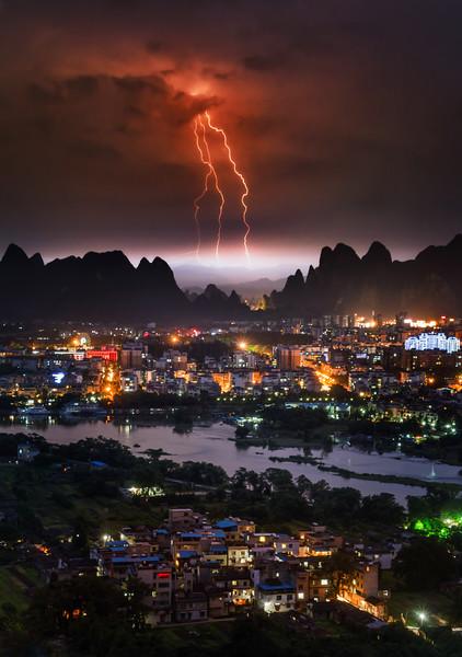 Guangxi Atmosphere