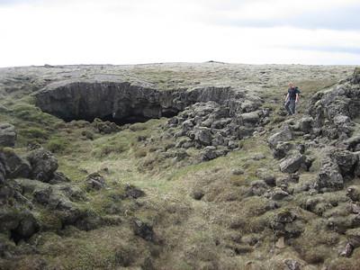 Hellaferð í Búra