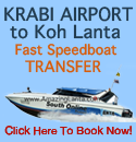 Krabi Airport to Koh Lanta Express Transfer