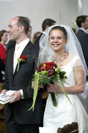 BJ and Freeke - The Wedding