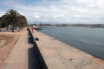 Praia das Pastoras and Jardim do Passio Alegre