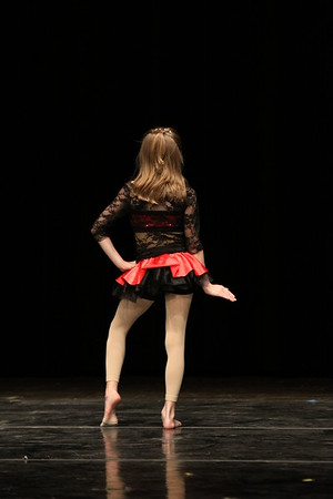 118 Competitive Junior Solos - Come On Over