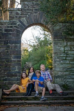 Bettridge Family Nov2018