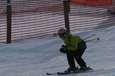 Skiing 2007