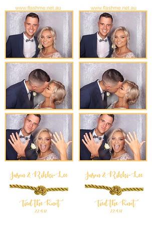 Jason & Rikki-Lee's Wedding - 22 April 2017