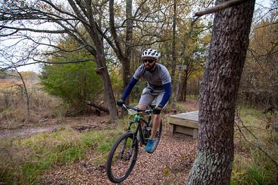 Weekly Bike Trails Fall 2020