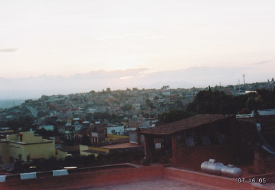 2005: Scanned Mexico Road to San Miguel (July 2005)