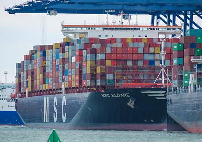 Port of Felixstowe Shipping