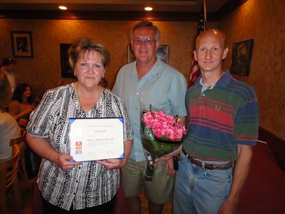 2010-05-25 Paul Harris Award Presentation