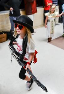 2015 Kinder Halloween Parade