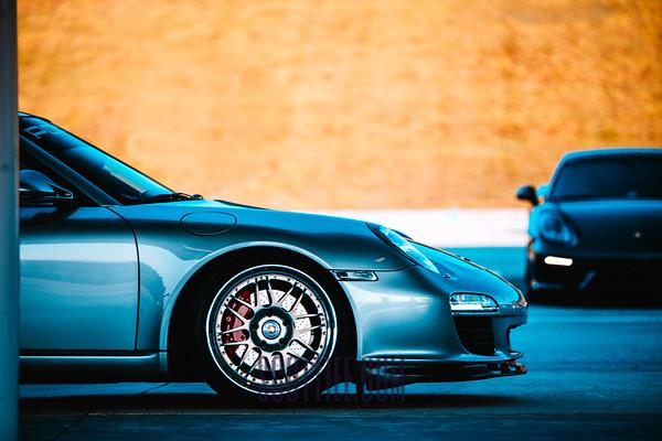 911 Carrera S SIlver #33
