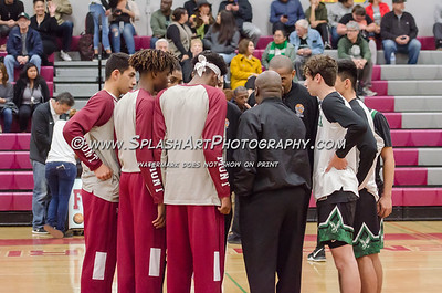 2019 Basketball Eagle Rock vs Fremont 28Feb2019