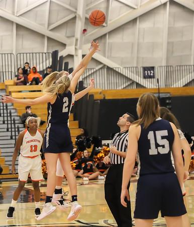 Princeton WBB vs Yale 020819 - Action Photos