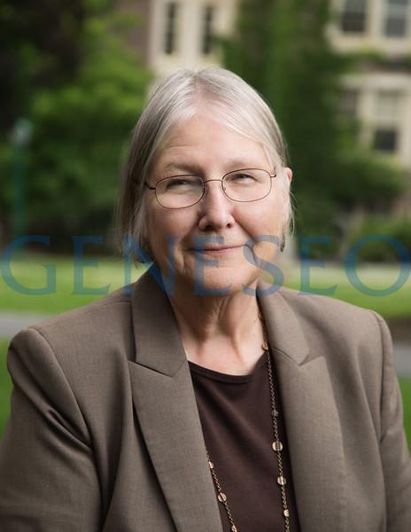 Carol Long Presidential Portrait