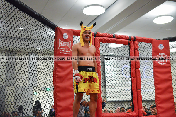 Elite Amateur Combat 8 - November 1, 2014