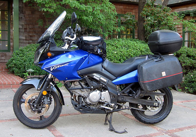 2007 V-Strom for sale