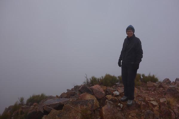 Turquoise Mtn  (4,400) / Squaw Mtn (4,880) - Nov 23, 2013