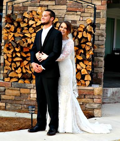 Lara and Chris Wedding