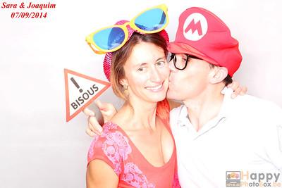 07/09/2014 Photobooth Party for Sara & Joaquim