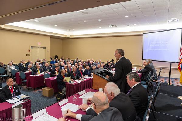 State Organizational Meeting