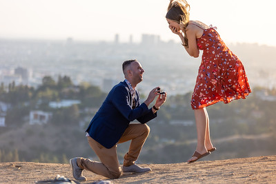Engagement - Kelly & Colby - Griffith Observatory - Select & Edited