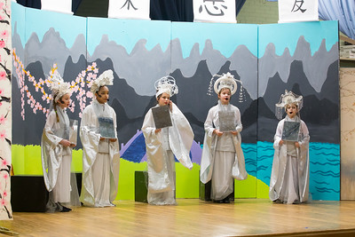 "Cold Spring School Production ""Mulan""  3/8/18"