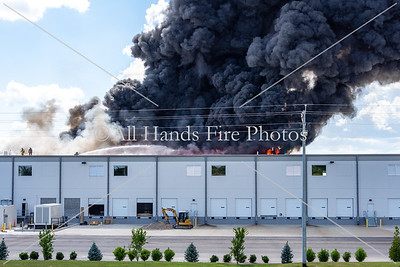 20190713 - City of Lebanon - Building Fire