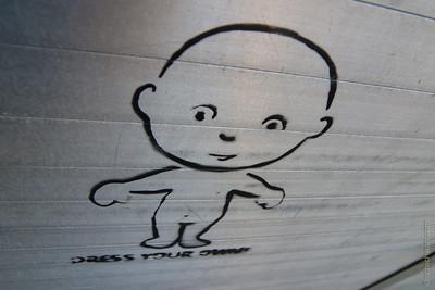Stencil Graffti