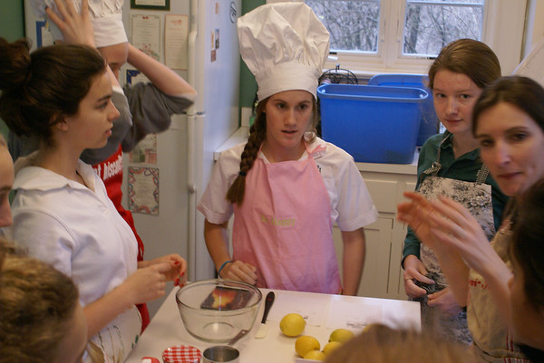 On Campus: French Cooking