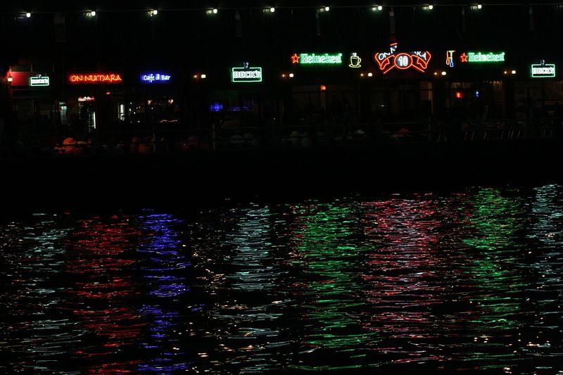 Bosphorus by Night