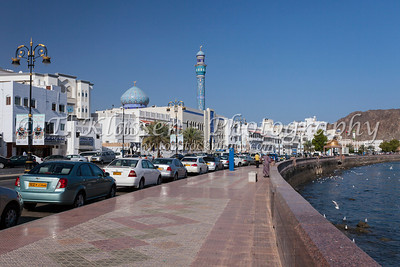 Muscat, Waterfront