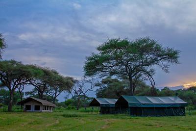 Tarangire Tented Camp