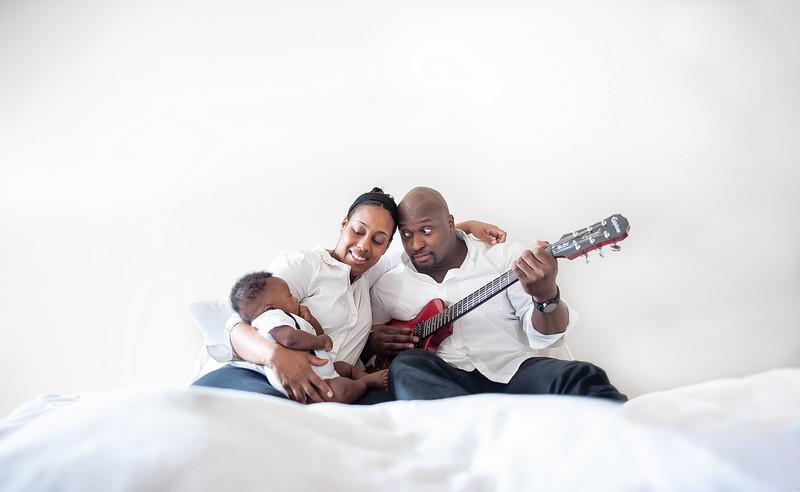 Homara johnnie and family guitar.jpg